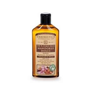 Erboristica 100% Almond Body Oil 200ml