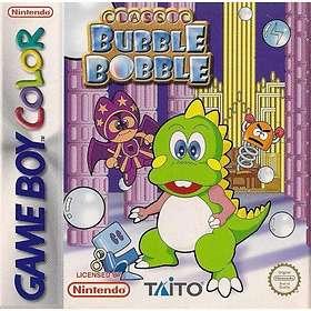 Bubble Bobble Classic (GBC)
