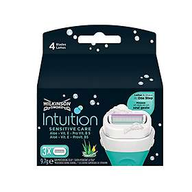 Wilkinson Sword Intuition Sensitive Care 3-pack