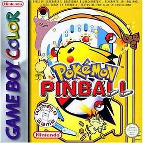 Pokemon Pinball (GBC)