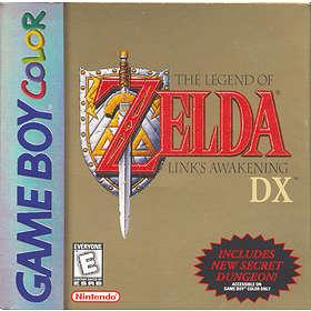The Legend of Zelda: Link's Awakening DX (GBC)
