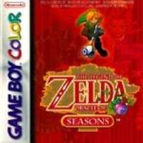 The Legend of Zelda: Oracle of Seasons (GBC)