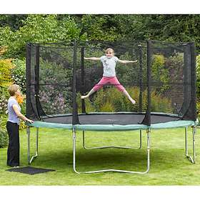 Plum Products Space Zone Trampoline With Enclosure 427cm