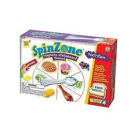 Educational Insights SpinZone: Magnetic Whiteboard - Nutrition