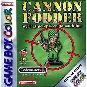 Cannon Fodder (GBC)