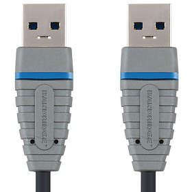 Bandridge SuperSpeed USB A - USB A 3.0 3m
