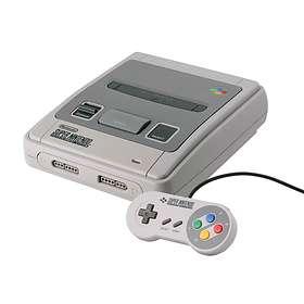 Nintendo SNES (Super Nintendo)