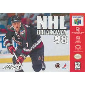 NHL Breakaway '98 (N64)
