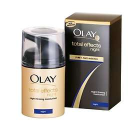 Olay Total Effects 7in1 Anti-Ageing Night Firming Moisturizer 50ml