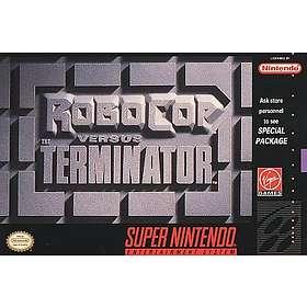 RoboCop vs. Terminator (SNES)