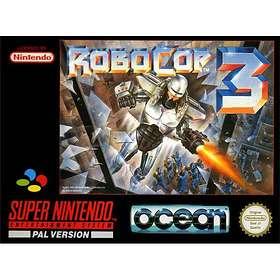RoboCop 3 (SNES)