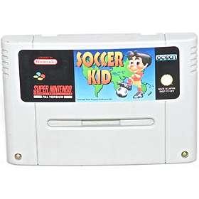 Soccer Kid (SNES)