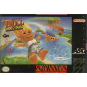 Super Troll Islands (SNES)