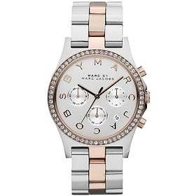 5cf7153f4b94 Best pris på Marc Jacobs MBM3106 Armbåndsur - Sammenlign priser hos ...