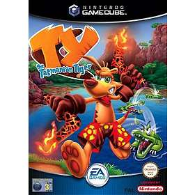 Ty the Tasmanian Tiger (GC)
