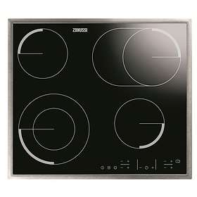 Zanussi ZEV6646XBA (Black/Stainless Steel)