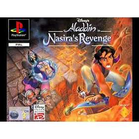 Disney's Aladdin in Nasira's Revenge (PS1)