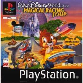 Walt Disney World Quest: Magical Racing Tour (PS1)