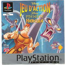 Disney's Hercules: Action Game (PS1)