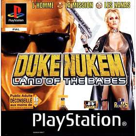 Duke Nukem: Land of the Babes (PS1)