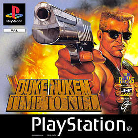 Duke Nukem: Time to Kill (PS1)