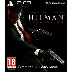Hitman: Absolution - Professional Edition (PS3)