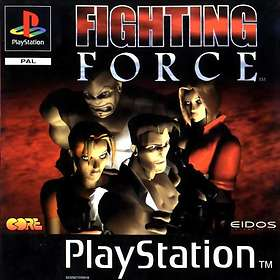 Fighting Force (PS1)