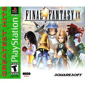 Final Fantasy IX (USA-import)