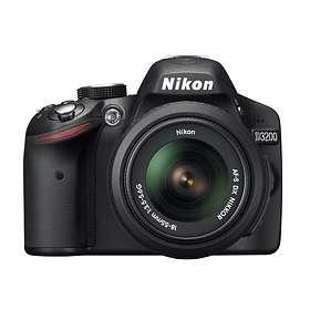 Nikon D3200 + 18-55/3,5-5,6