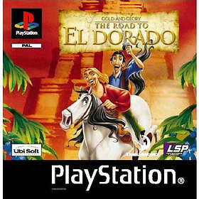 Gold and Glory: The Road to El Dorado (PS1)