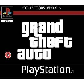 Grand Theft Auto - Collectors' Edition (PS1)