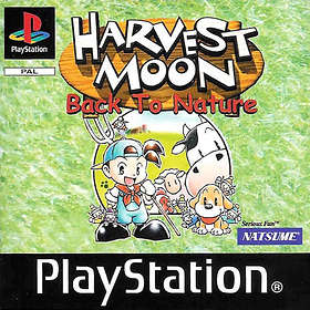 Harvest Moon: Back to Nature (PS1)