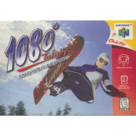 1080: TenEighty Snowboarding (N64)