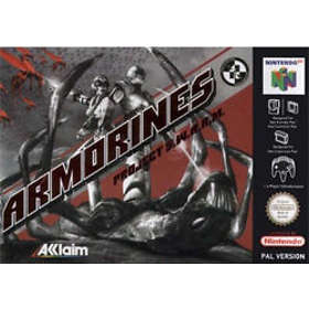 Armorines: Project Swarm (N64)