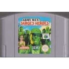 Army Men: Sarge's Heroes (N64)