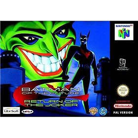 Batman Beyond: Return of the Joker (N64)