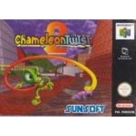 Chameleon Twist (N64)