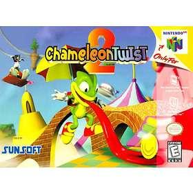 Chameleon Twist 2 (N64)
