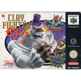 ClayFighter 63 1/3 (N64)
