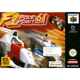 F1 Pole Position 64 (N64)
