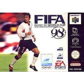 FIFA 98: Road to World Cup (N64)