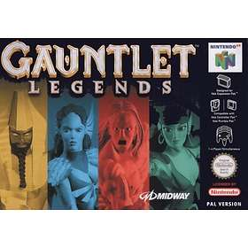 Gauntlet Legends (N64)