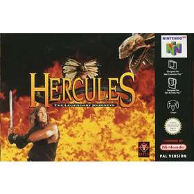 Hercules: The Legendary Journeys (N64)