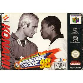 International Superstar Soccer '98 (N64)