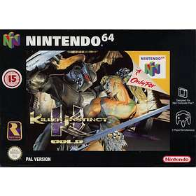 Killer Instinct Gold (N64)