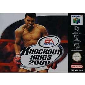 Knockout Kings 2000 (N64)
