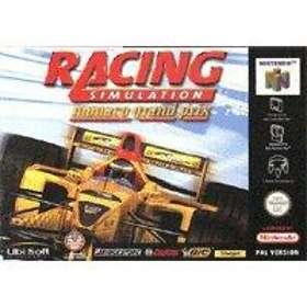 Monaco Grand Prix Racing Simulation (N64)