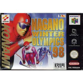 Nagano Winter Olympics '98 (N64)