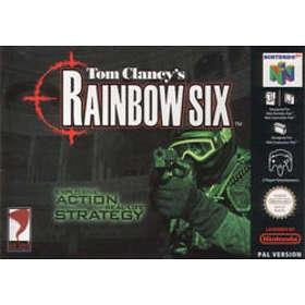 Tom Clancy's Rainbow Six (N64)