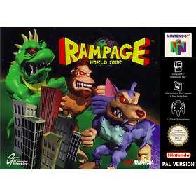 Rampage World Tour (N64)